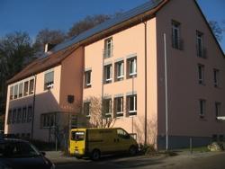 Energieeinsparung von mehr als 45% im Rathaus Laaber