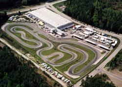 GoKart-Bahn - Pro Kart Raceland in Wackersdorf
